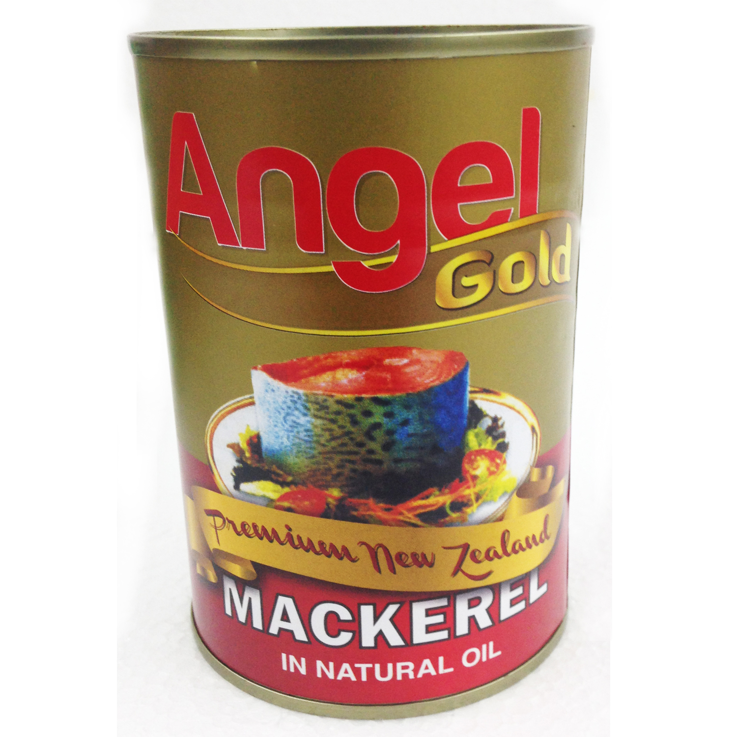 Angel Gold Mackerel N/Oil