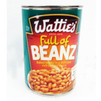 watties baked beans