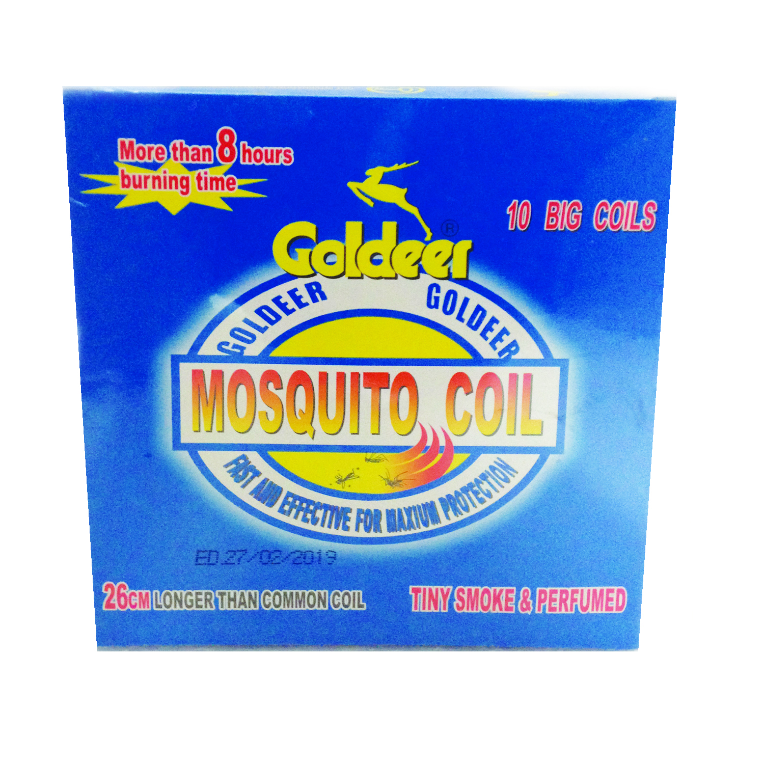 Goldeer Mosquito Coil
