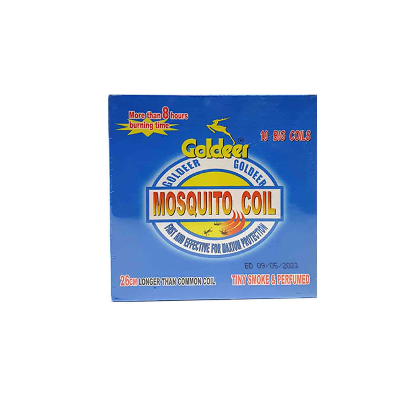 Goldeer Mosquito Coil 10s