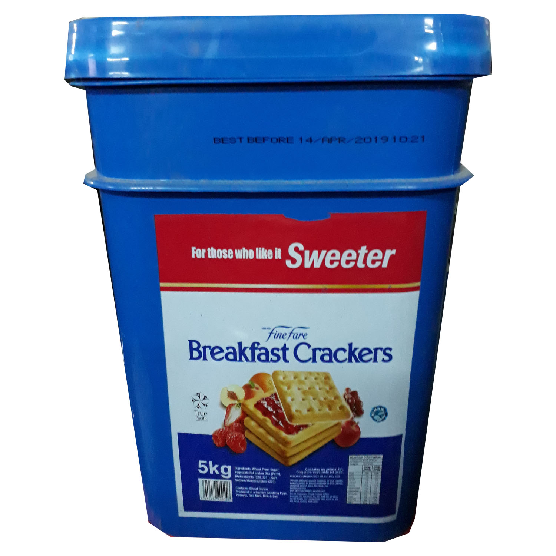 Fine Fare Breakfast Crackers