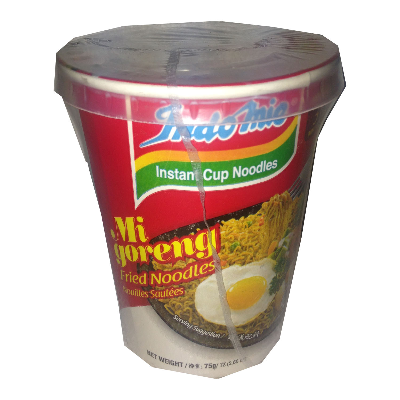 Indomie MiGoreng Stir Fry Cup Noodles 75g