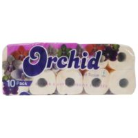 Orchid Toilet Paper 10s