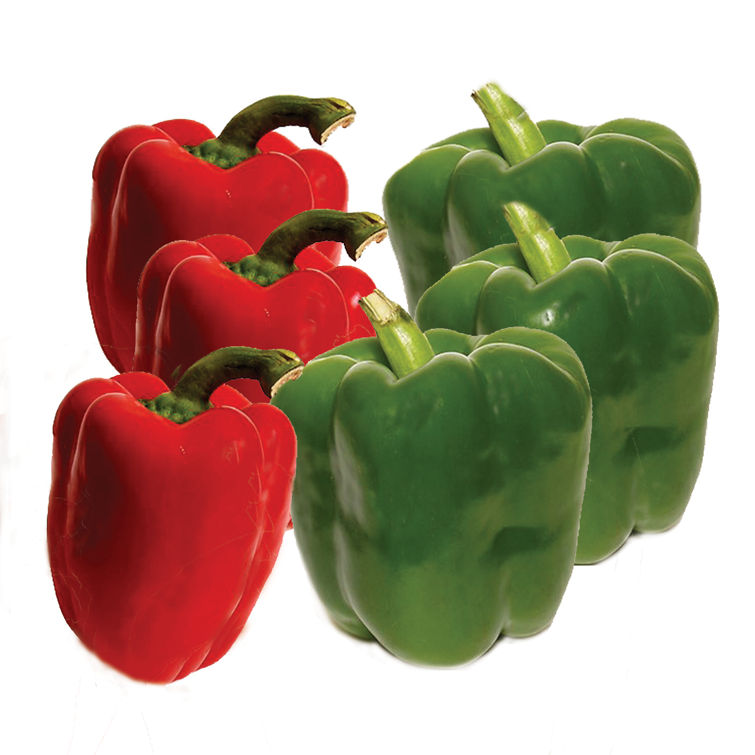 Red / Green Capsicum 500g