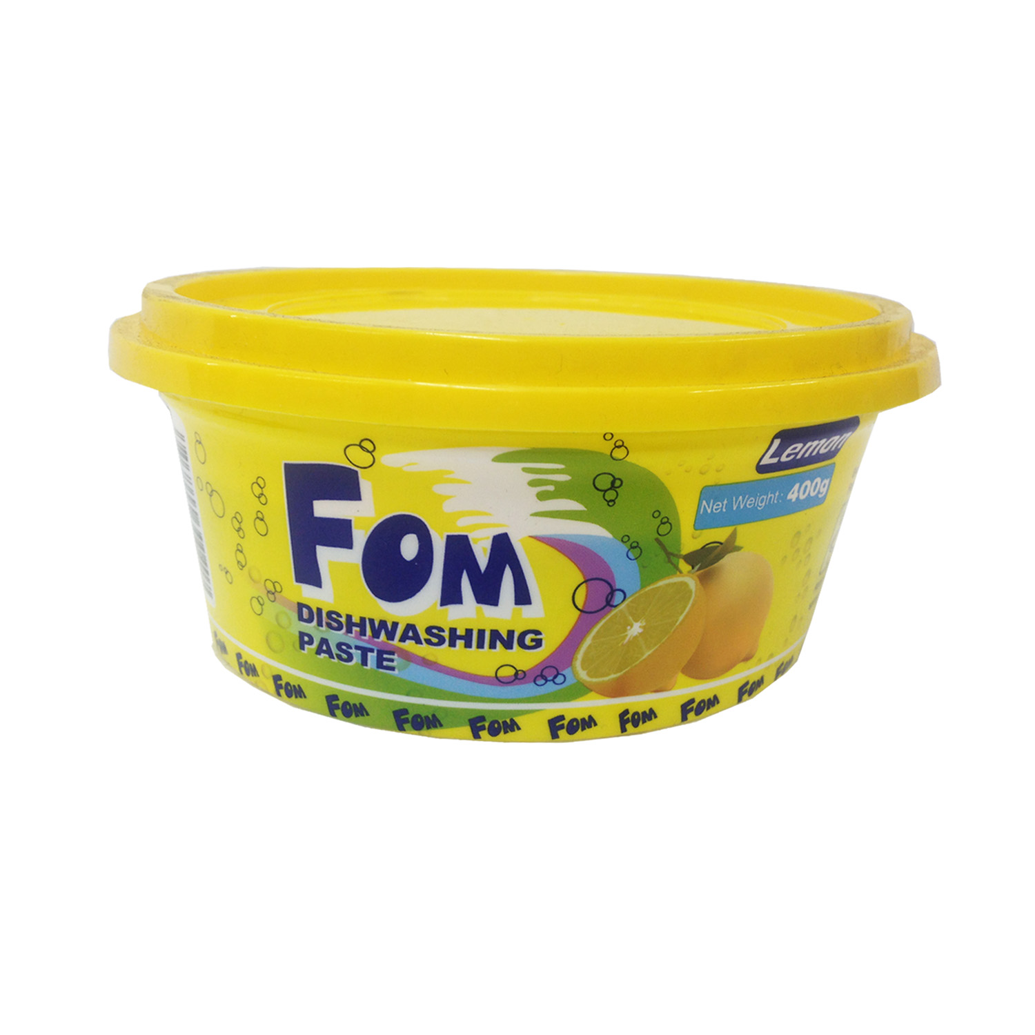 FOM Dishwashing Paste – Lemon 400g