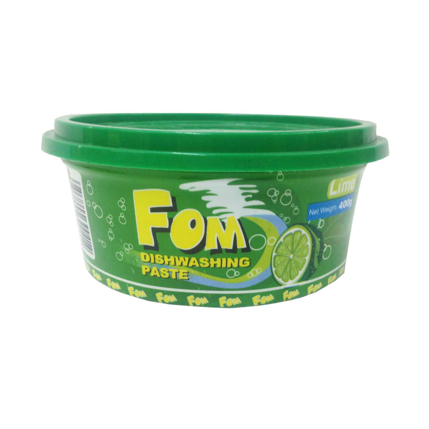 FOM Dishwashing Paste – Lime