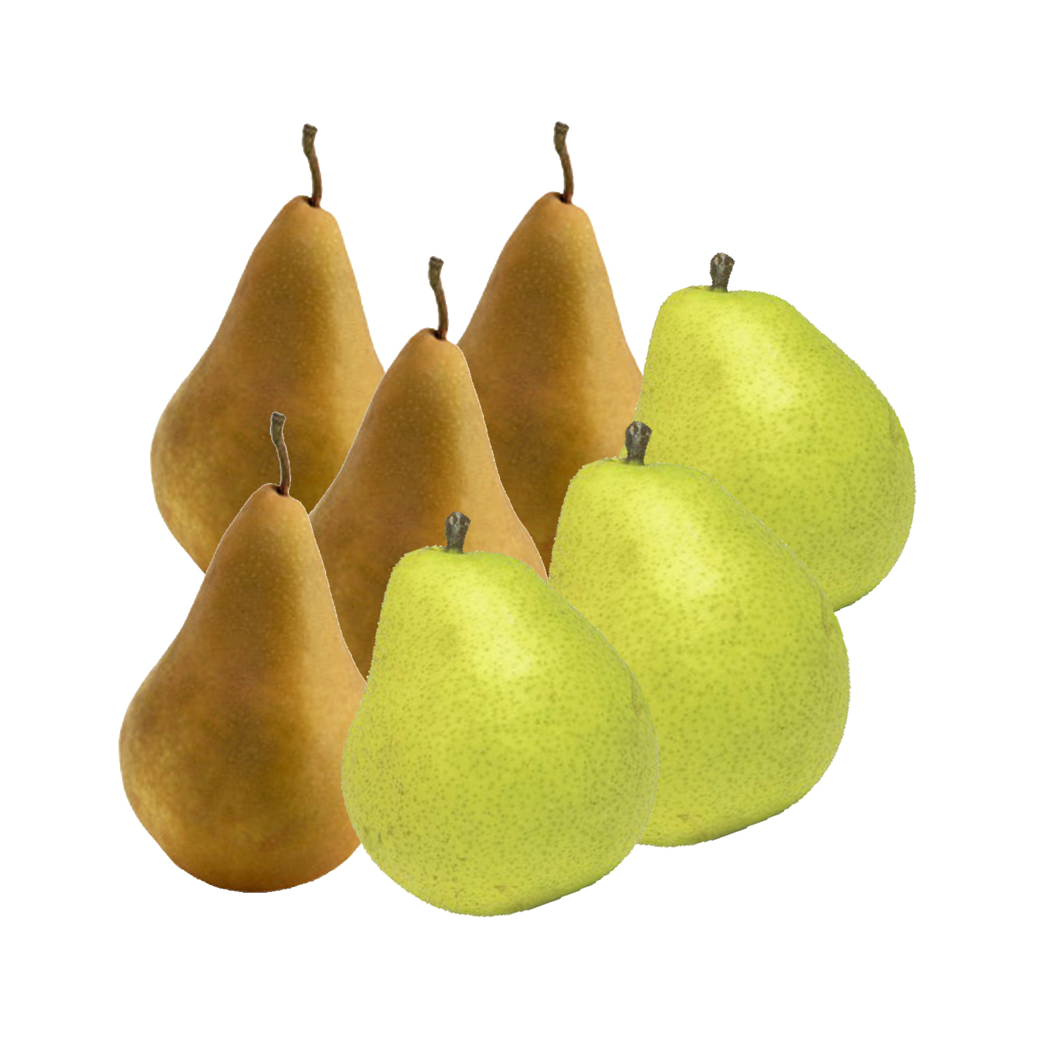 Brown / Green Pear 1kg