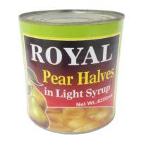 Royal Pear Halves 825g
