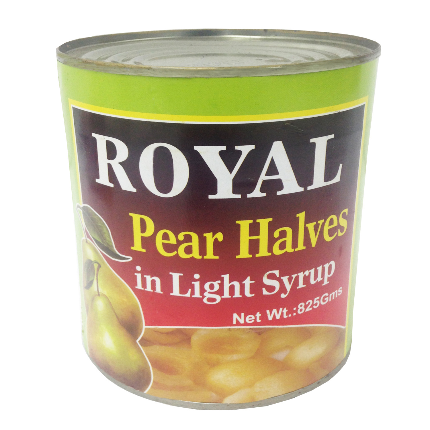 Royal Pear Halves 825g