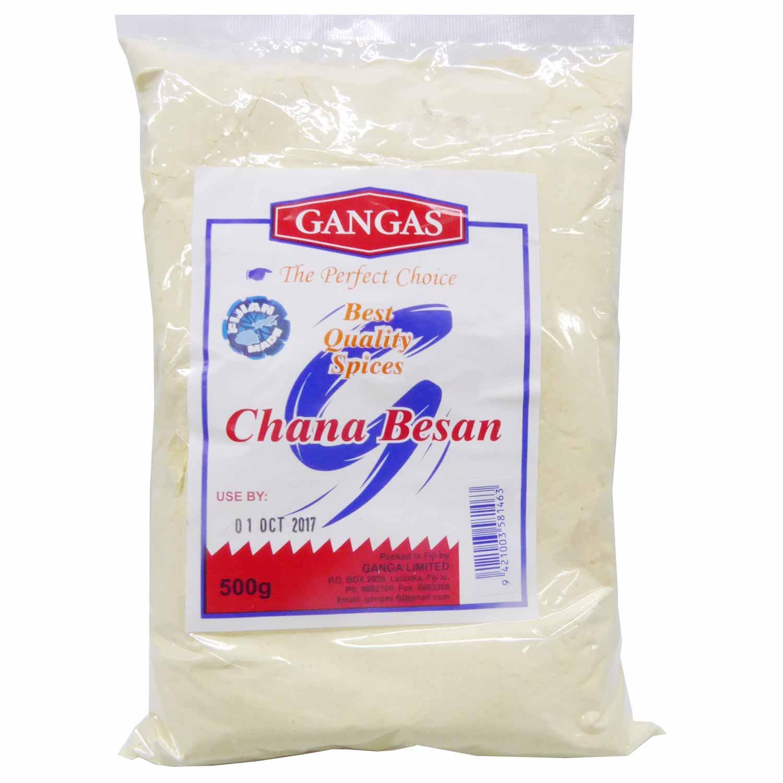 Gangas Chana Besan