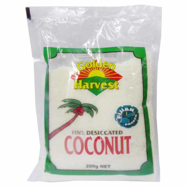 Golden Harvest Desiccated Coconut 200g