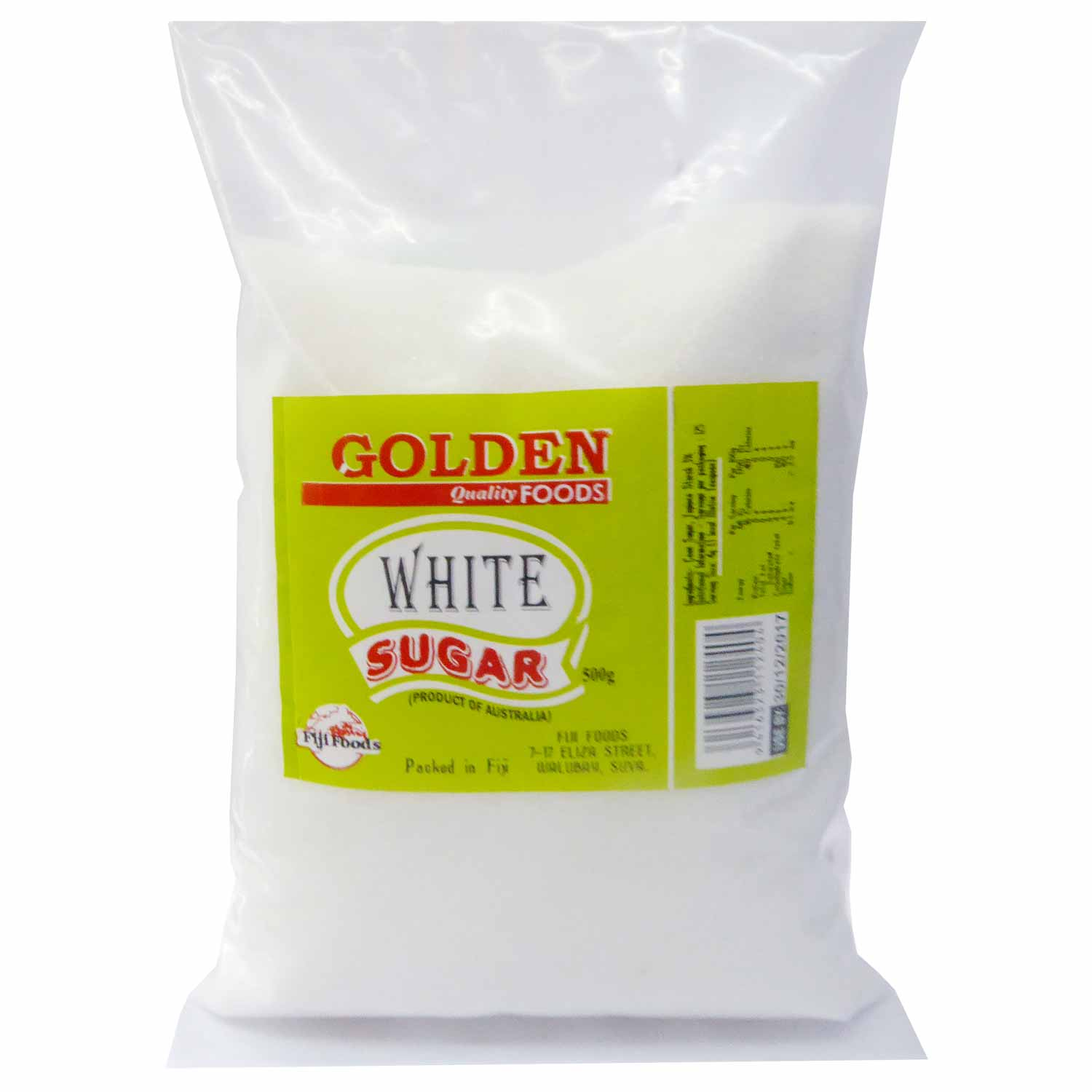 Golden White Sugar