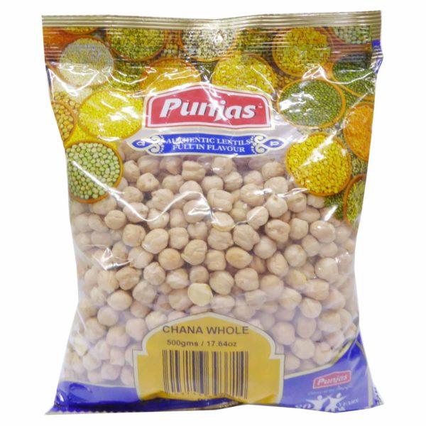 Punjas Chana (Whole) 500g