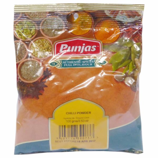 Punjas Chilli Powder 100g