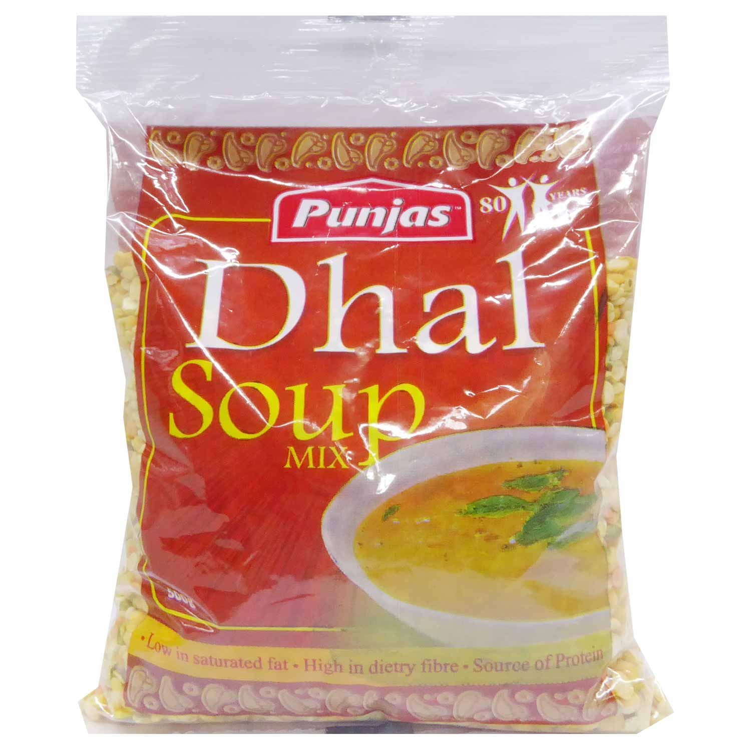 Punjas Dhal Soup Mix 500g