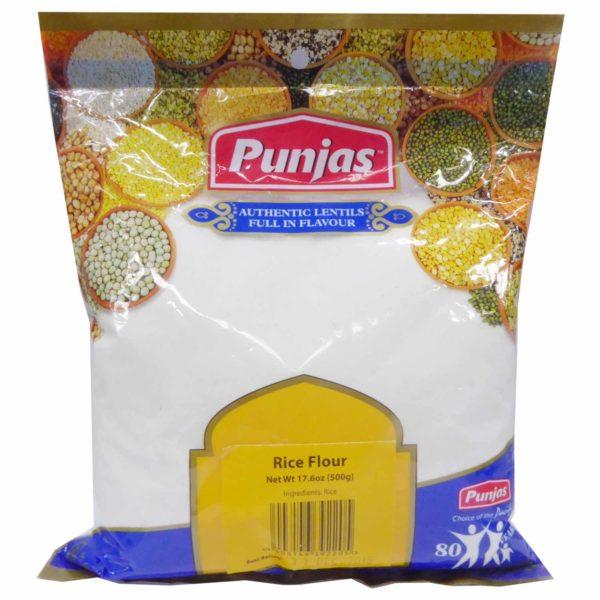 Punjas Rice Flour 500g
