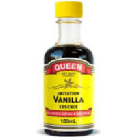 Queen Vanilla Essence 100ml