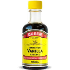 Queen Vanilla Essence
