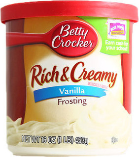 Betty Crocker Rich & Creamy Frosting - Vanilla