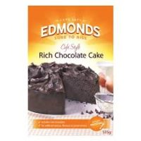 Edmonds Rich Chocolate Cake 535g