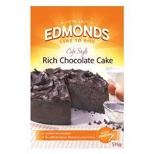 Edmonds Rich Chocolate Cake 535g