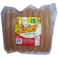 Crest Chicken Sizzlers - Herb & Garlic Flavour 1kgCrest Chicken Sizzlers - Herb & Garlic Flavour 1kg