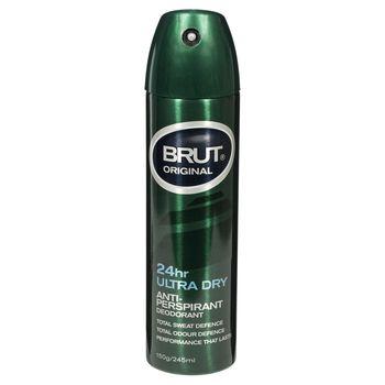Brut Long Lasting Deodorant Spray 245ml