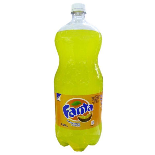 Fanta - Pineapple Flavour 2.25ltrs