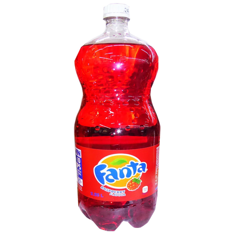 Fanta  - Raspberry Flavour 2.25ltrs
