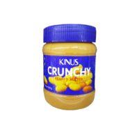 Kinus Peanut Butter – Crunchy 340g