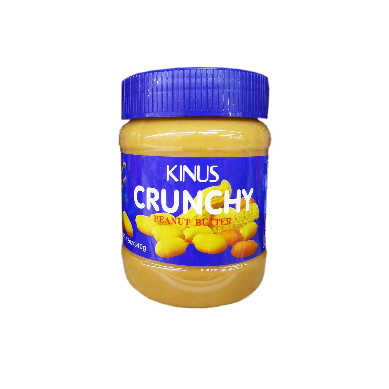 Kinus Peanut Butter – Crunchy