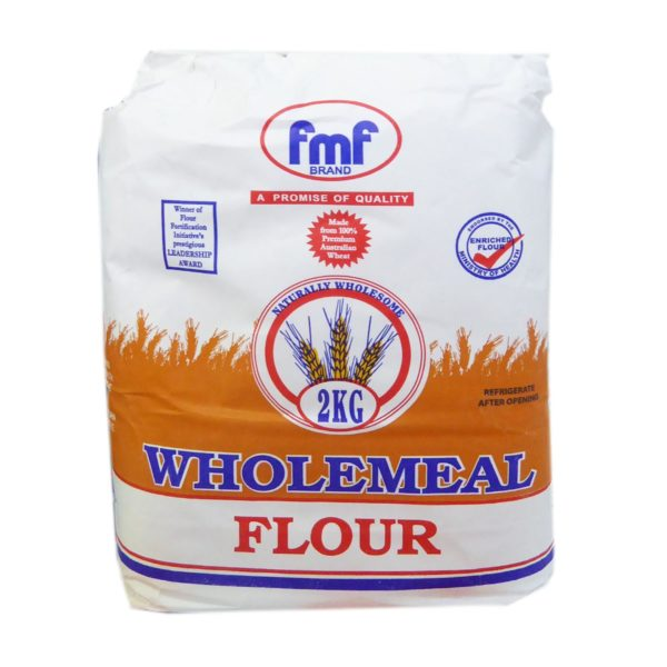 FMF Wholemeal Flour 2kg