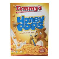 Temmy's Honey Pops 375g