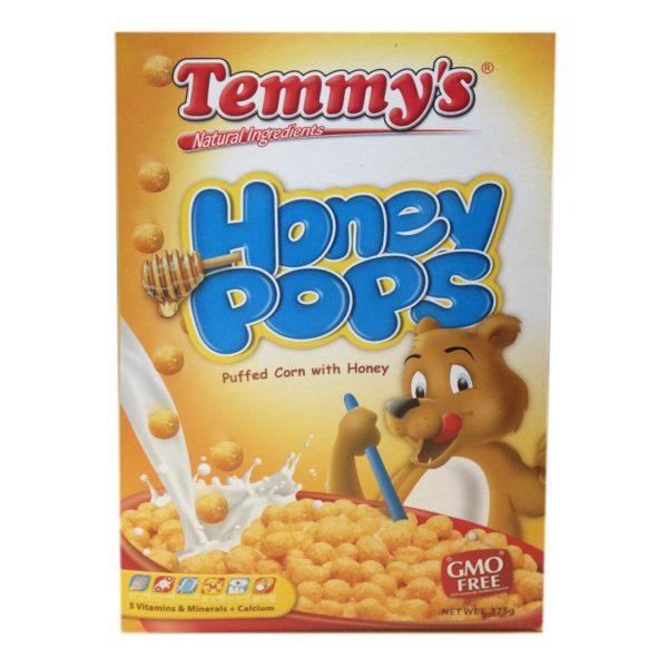 Temmy's Honey Pops 375g
