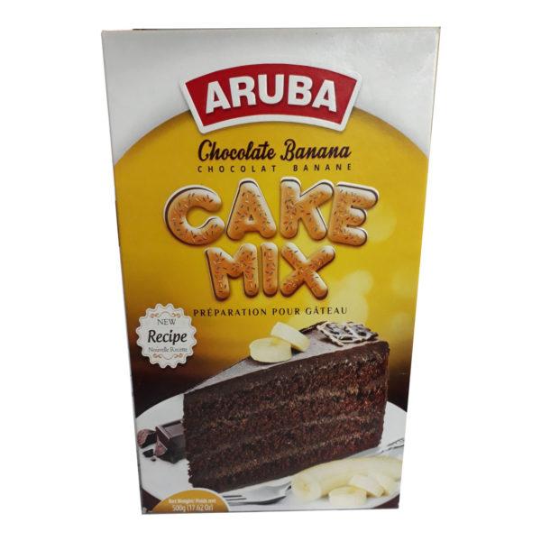 Aruba Cake Mix - Chocolate Banana 500g