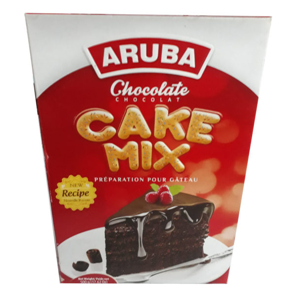 Aruba Cake Mix - Chocolate 500g