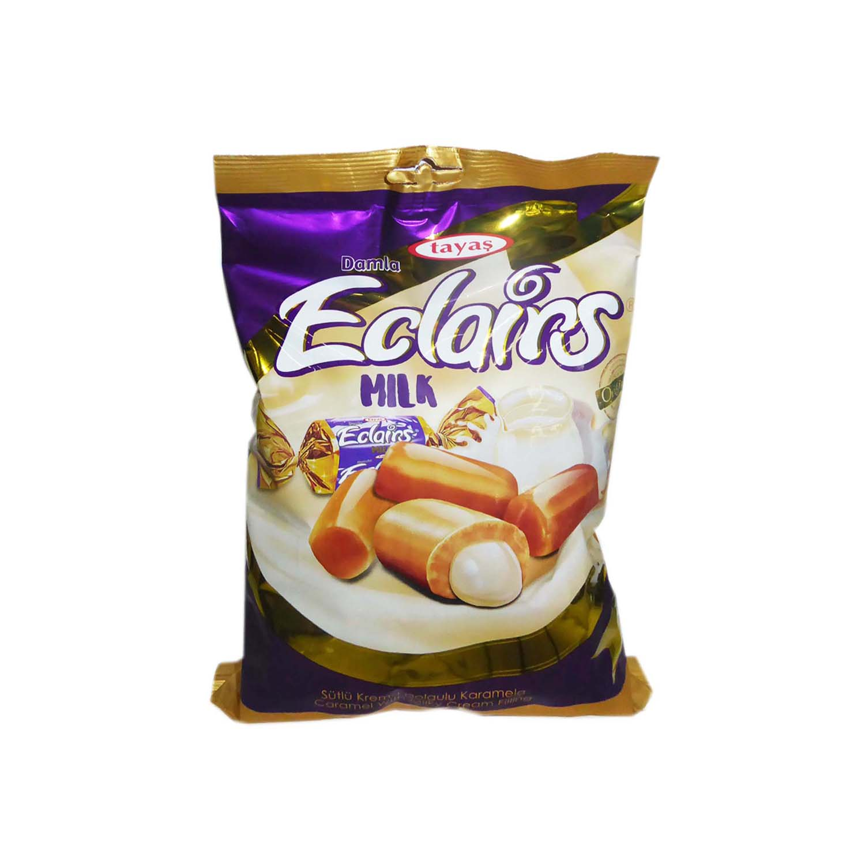 Damla Eclairs Milky Candy 80g