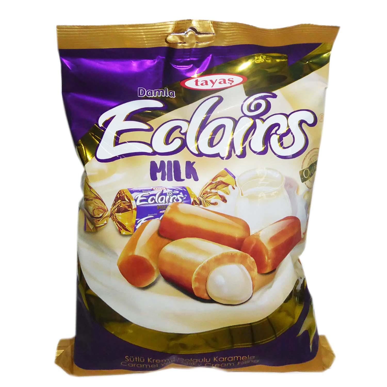 Damla Eclairs Milky Candy 300g