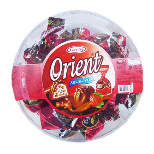 Orient Candy - Strawberry Flavoured 250g