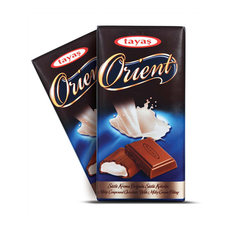 Orient Chocolate Bar - Milky 80g