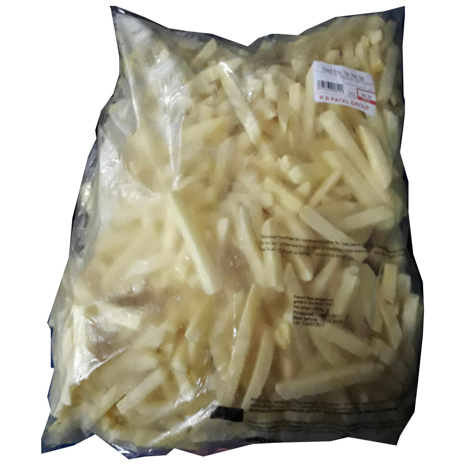 French Fries 2.5kg
