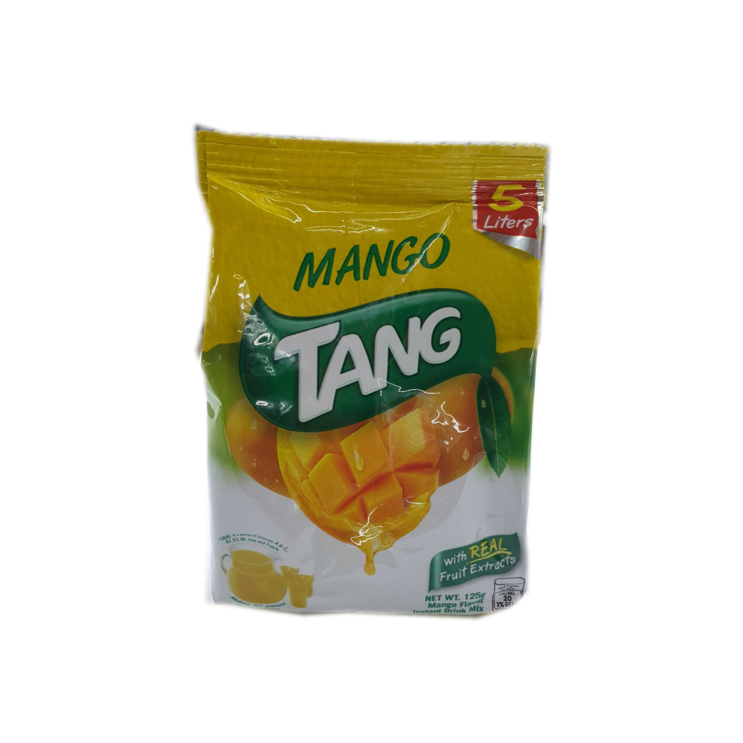Tang Concentrated Juice - Mango 125g