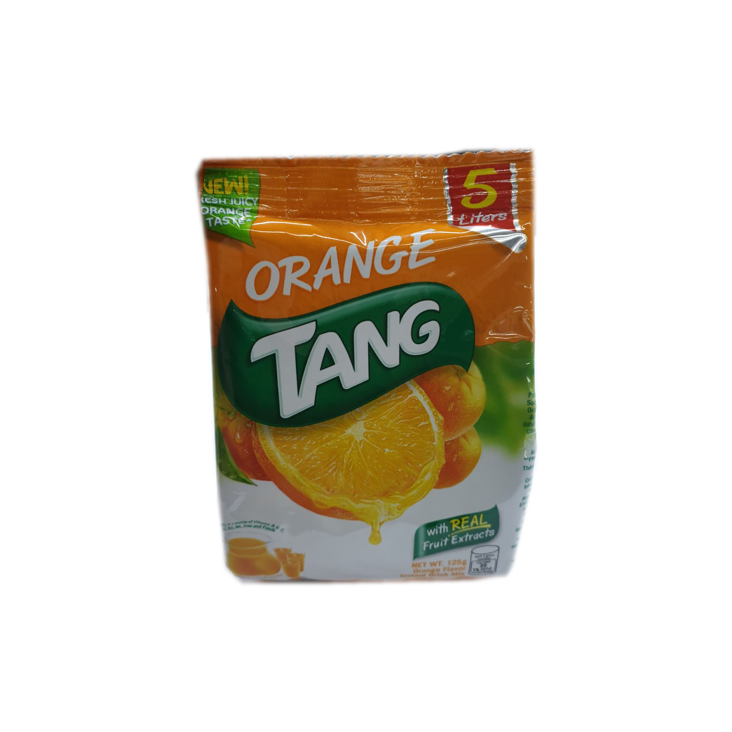 Tang Concentrated Juice - Orange 125g
