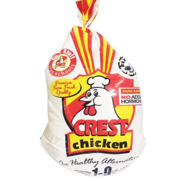 Crest Whole Chicken No.19