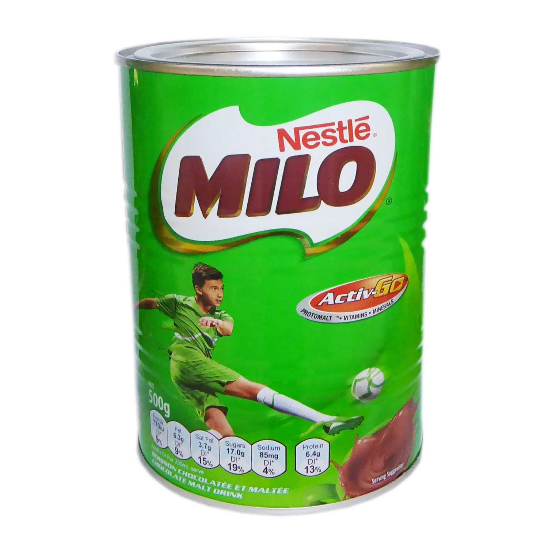 Nestle Milo - Tin 500g