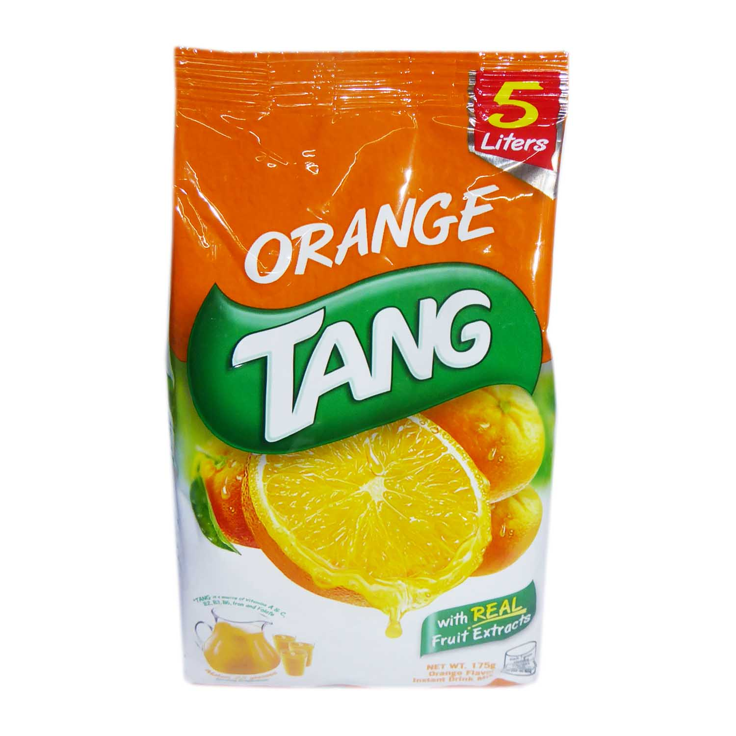 Tang Concentrated Juice - Orange 175g