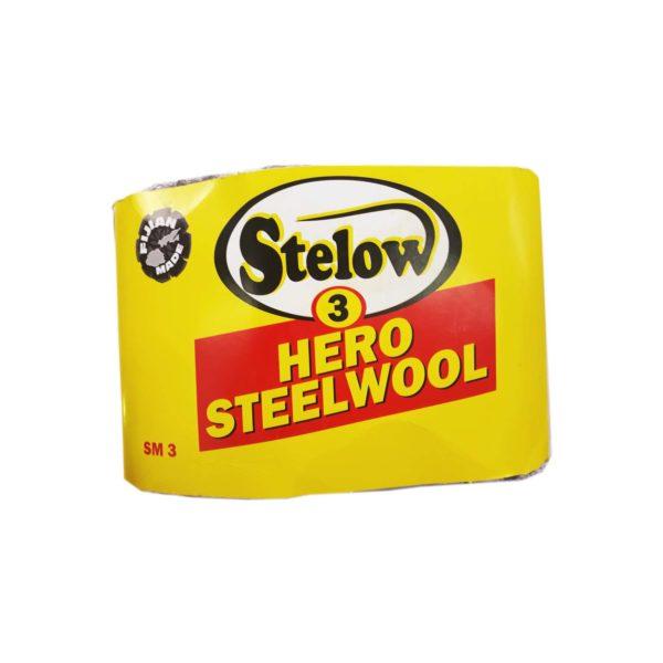Hero Steelwool SM 3 pads