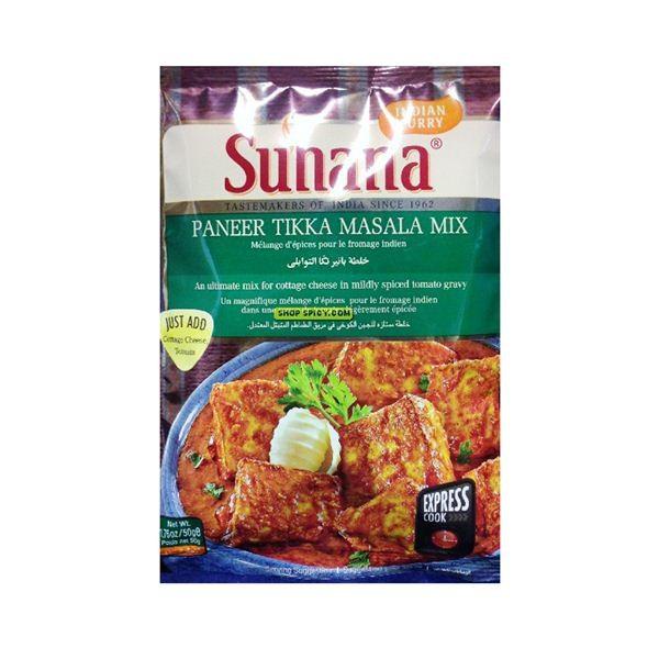 Suhana Paneer Tikka Masala Mix 50g