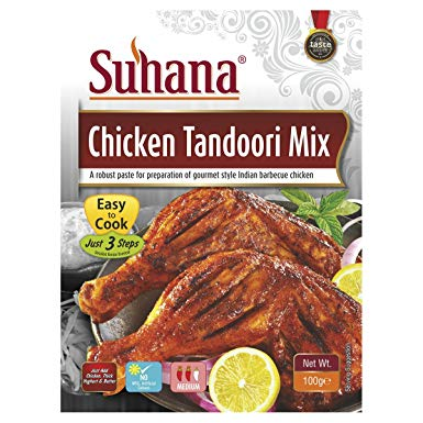 Suhana Chicken Tandoori Mix 100g