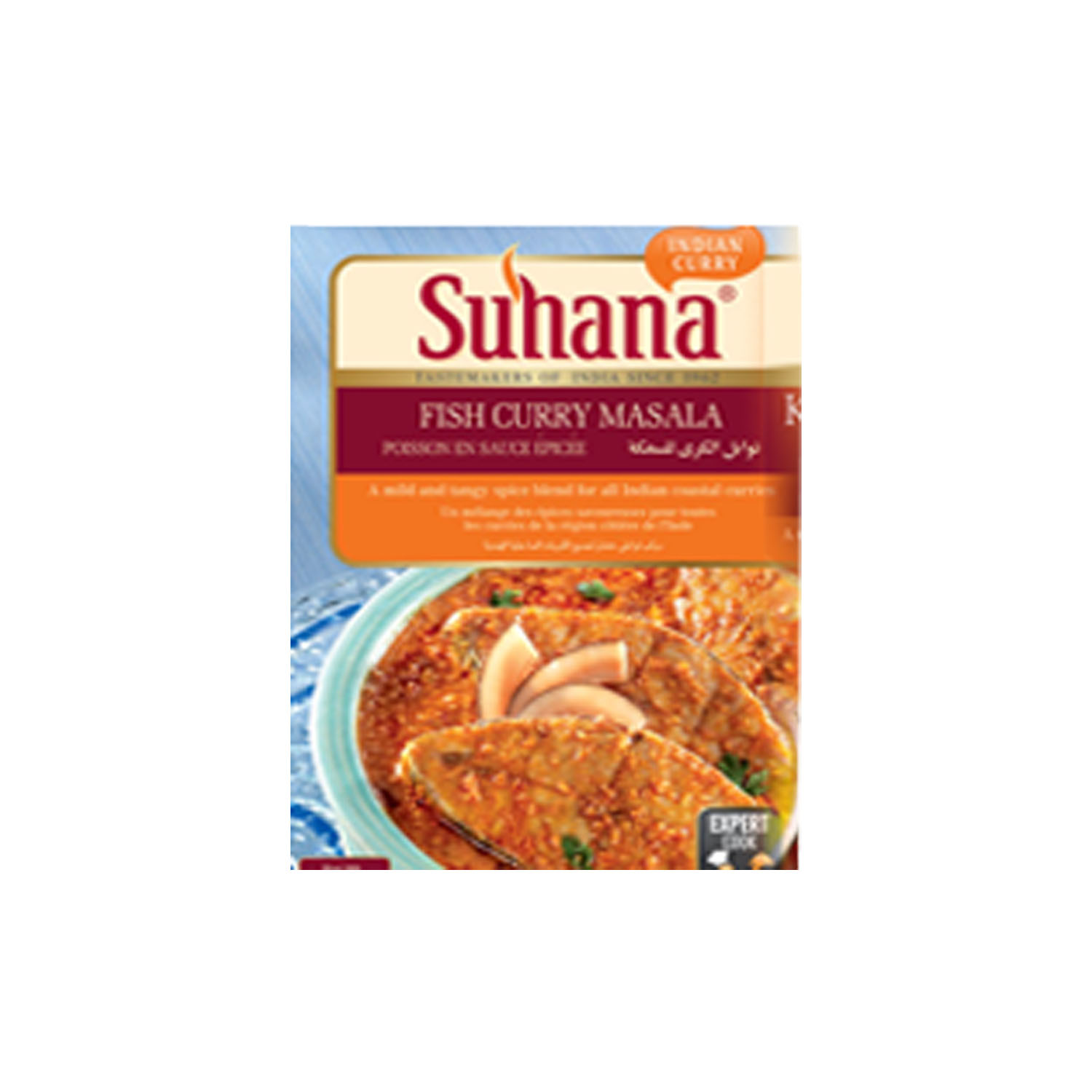 Suhana Fish Curry Masala 70g